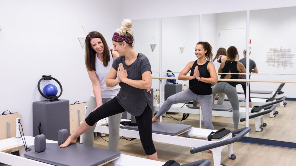Pilates Studio Cincinnati