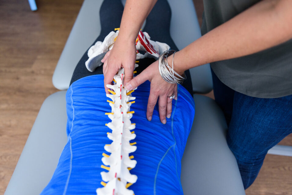 Spine & Orthopedics Your trusted provider for evidence informed and uniquely tailored care.