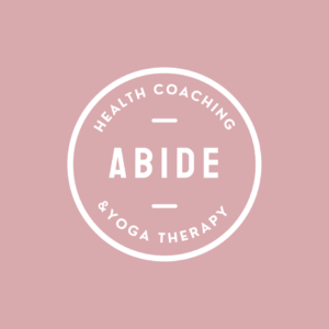 Abide Health Coaching and Yoga Therapy