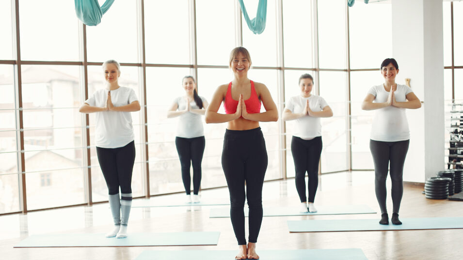 Yoga is great for your health learn more at Anchor Wellness Center in Cincinnati