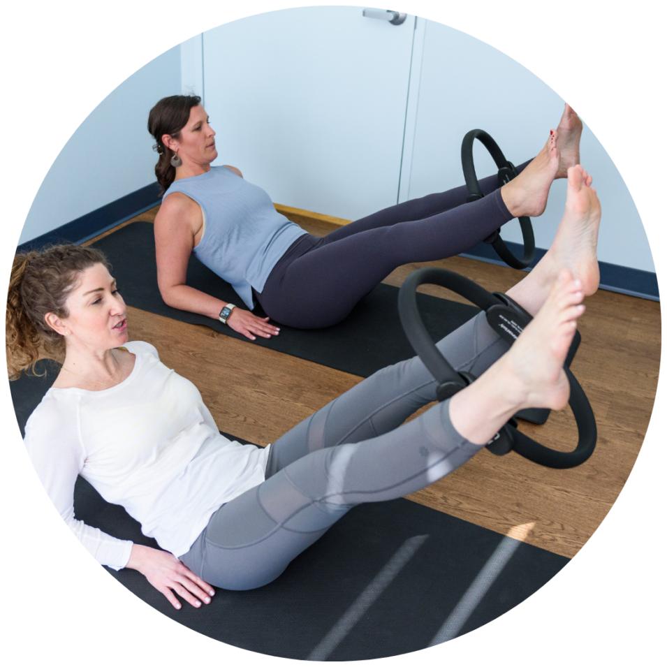 Mat Pilates Anchor Wellness Center