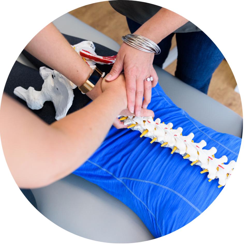 Spine & Orthopedics Anchor Wellness Center