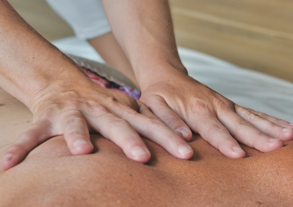 """Every 'Body"""" and Everybody Deserves Massage By Libby Winterhalter"""