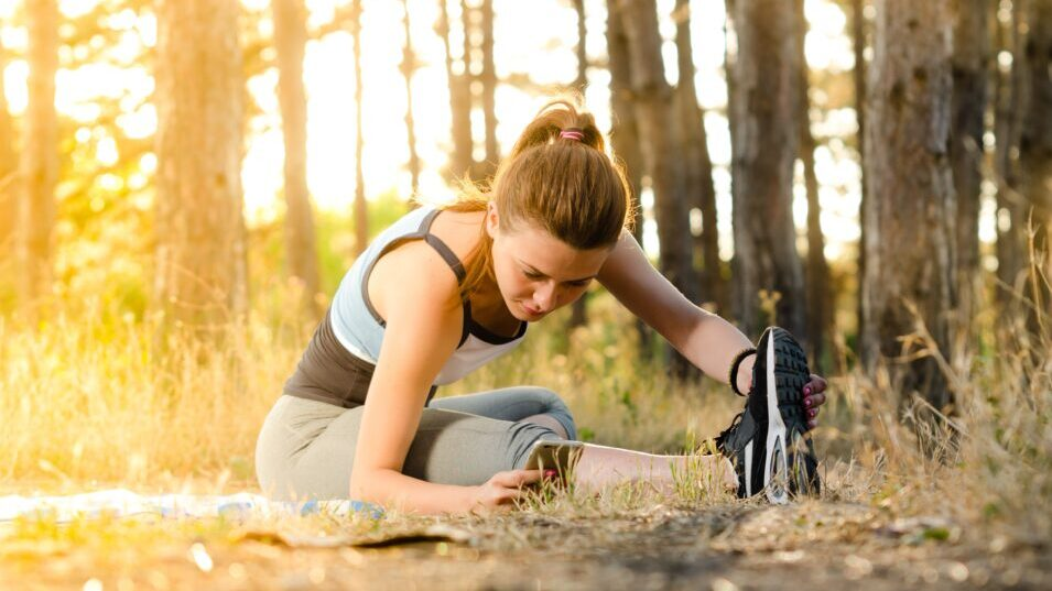 Don't waste your time stretching before you workout