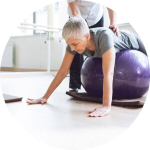 Physical therapy center Anchor Wellness Center Cincinnati