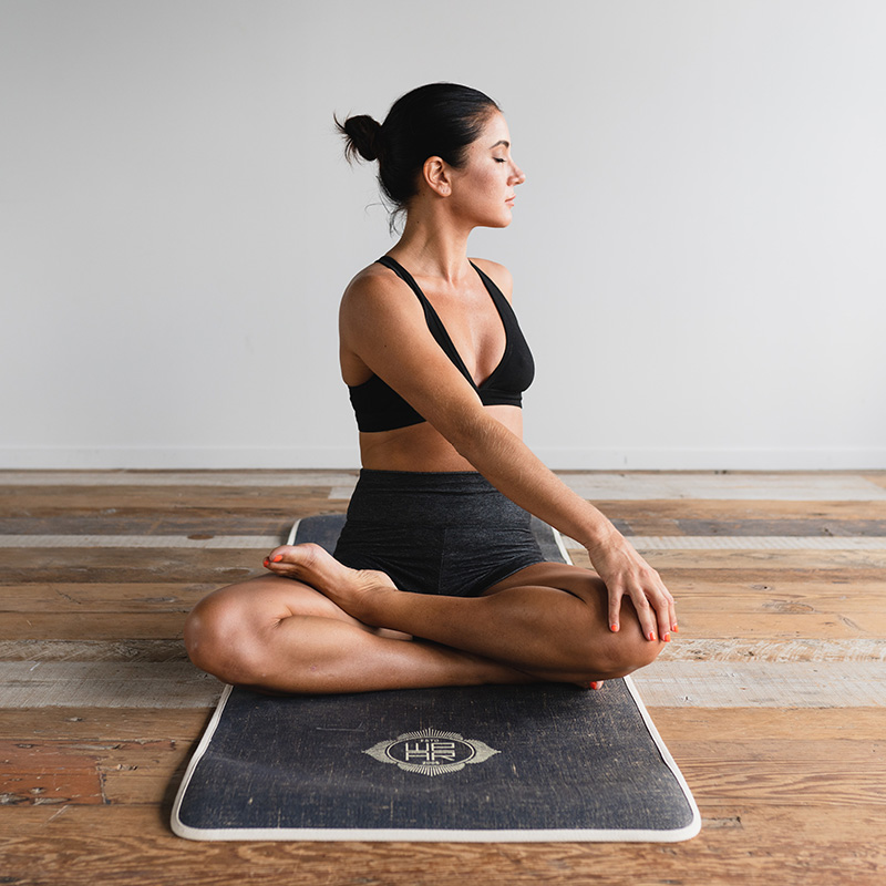 Yoga therapy at Anchor Wellness Center