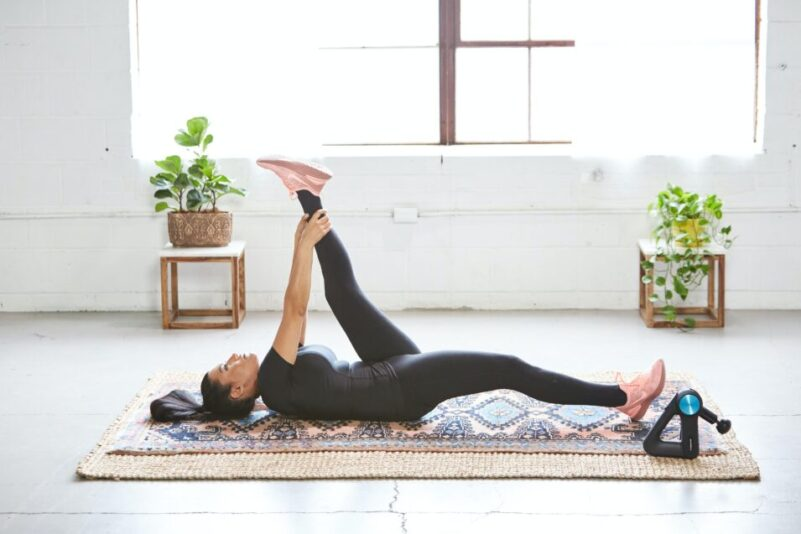 Stretching is an important part of physical therapy