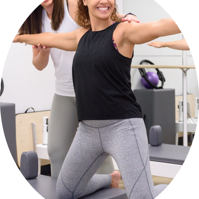 pilates rehab therapy offered at Anchor Wellness Center