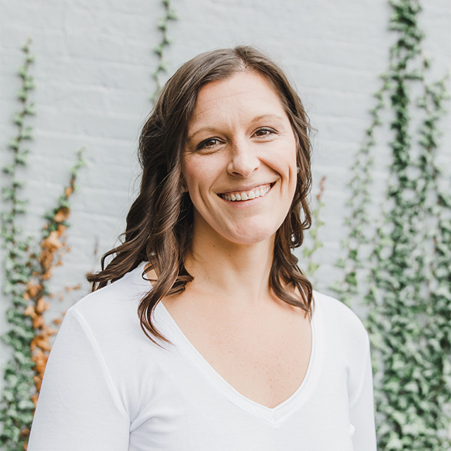 Anchor Wellness owner, Sarah Crawford's headshot